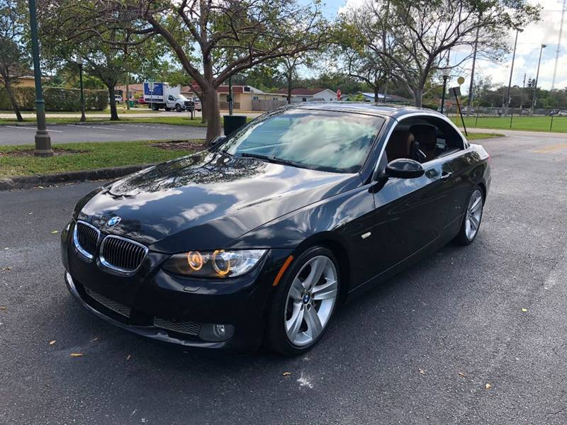 Bmw Series I Dr Convertible In West Park FL Auto D Corp - 2008 bmw 3 series 335i convertible