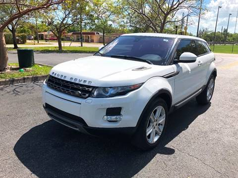 Land Rover Range Rover Evoque Coupe For Sale in Wisconsin ...