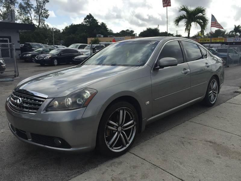 2006 infiniti m35 sport 4dr sedan in davie fl auto deal corp. Black Bedroom Furniture Sets. Home Design Ideas