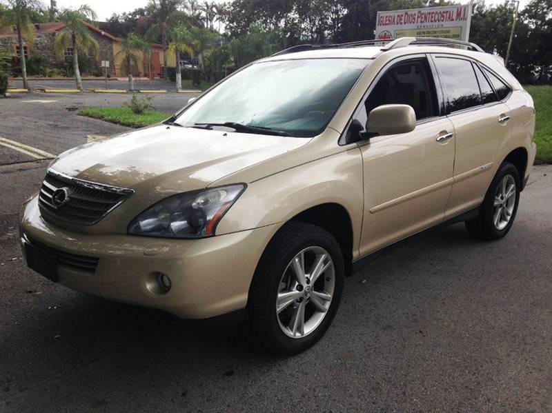 2008 lexus rx 400h awd 4dr suv in west park fl auto d corp. Black Bedroom Furniture Sets. Home Design Ideas