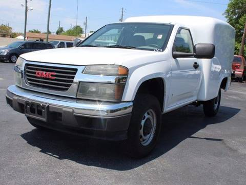 2008 GMC Canyon for sale in West Park, FL