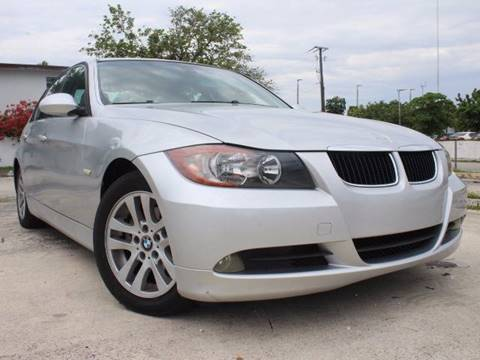 2007 BMW 3 Series for sale in Hallandale, FL