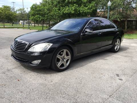 2007 Mercedes-Benz S-Class for sale in West Park, FL
