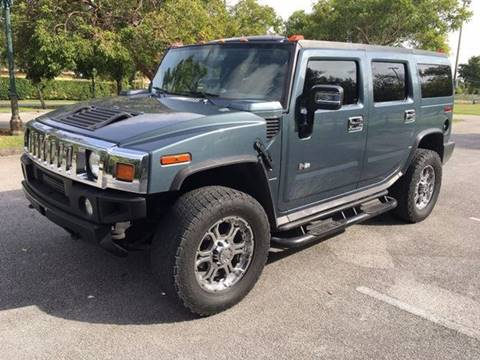 Hummer H2 For Sale In Florida Carsforsale Com