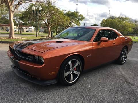2011 Dodge Challenger for sale in West Park, FL