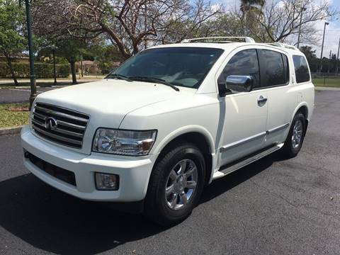 2007 Infiniti QX56 for sale in West Park, FL