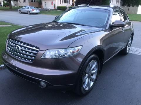 2004 Infiniti FX35 for sale in New Bedford, MA
