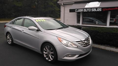 2011 Hyundai Sonata for sale in New Bedford, MA