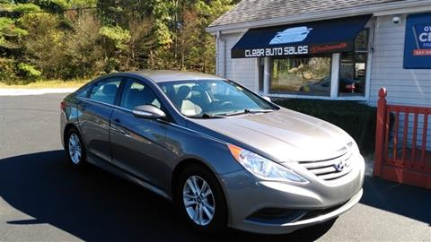 2014 Hyundai Sonata for sale in New Bedford, MA