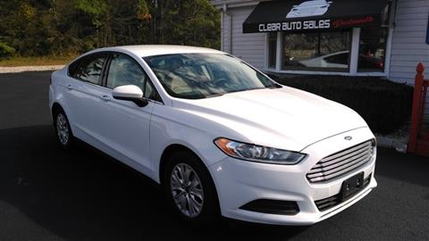 2014 Ford Fusion for sale in New Bedford, MA