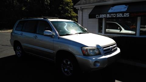 2004 Toyota Highlander for sale in New Bedford, MA