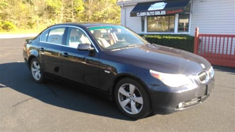 2007 BMW 5 Series for sale in Dartmouth, MA
