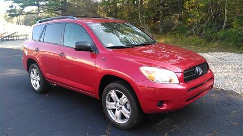 2008 Toyota RAV4 for sale in Dartmouth, MA