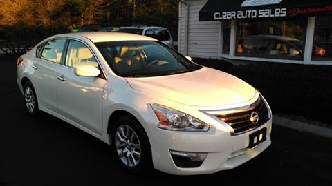 2014 Nissan Altima for sale in Dartmouth, MA