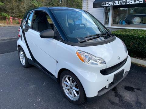 2008 Smart fortwo for sale in Dartmouth, MA