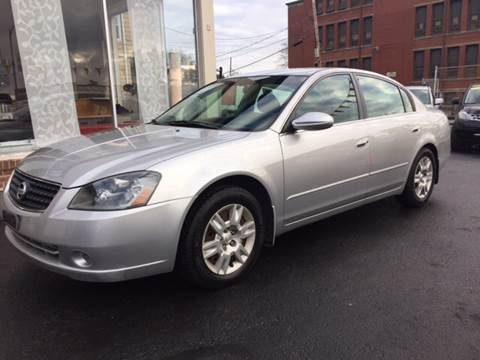 2005 Nissan Altima for sale in New Bedford, MA