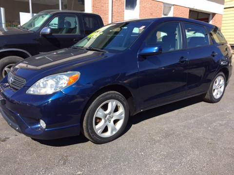 2005 Toyota Matrix for sale in New Bedford, MA