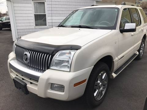 2007 Mercury Mountaineer for sale in New Bedford, MA