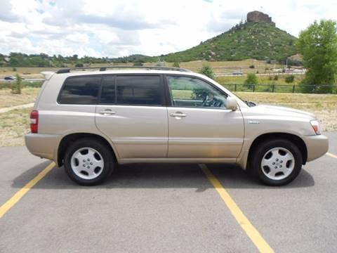 2005 Toyota Highlander for sale in Castle Rock, CO