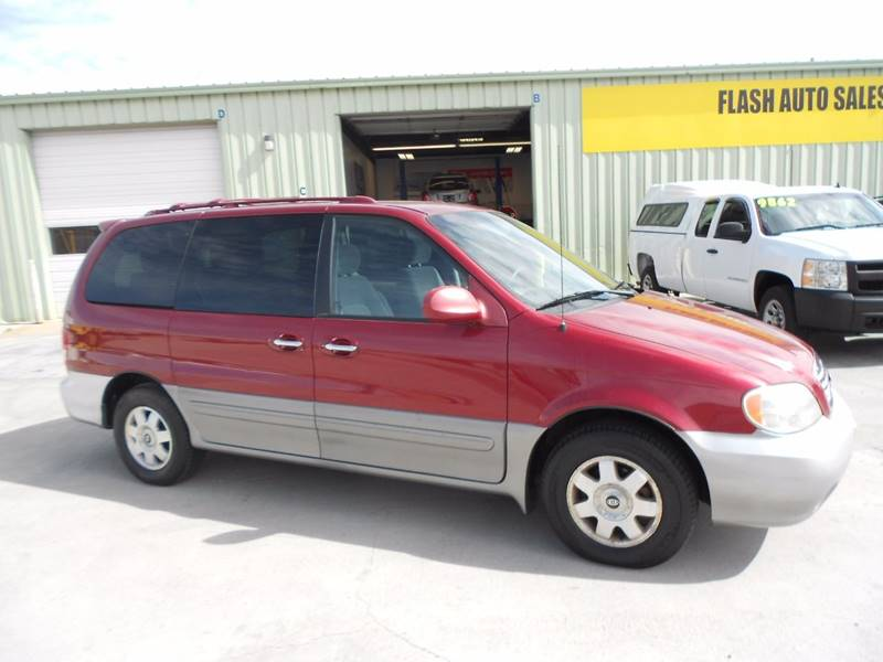 2003 Kia Sedona EX 4dr Mini-Van - Castle Rock CO