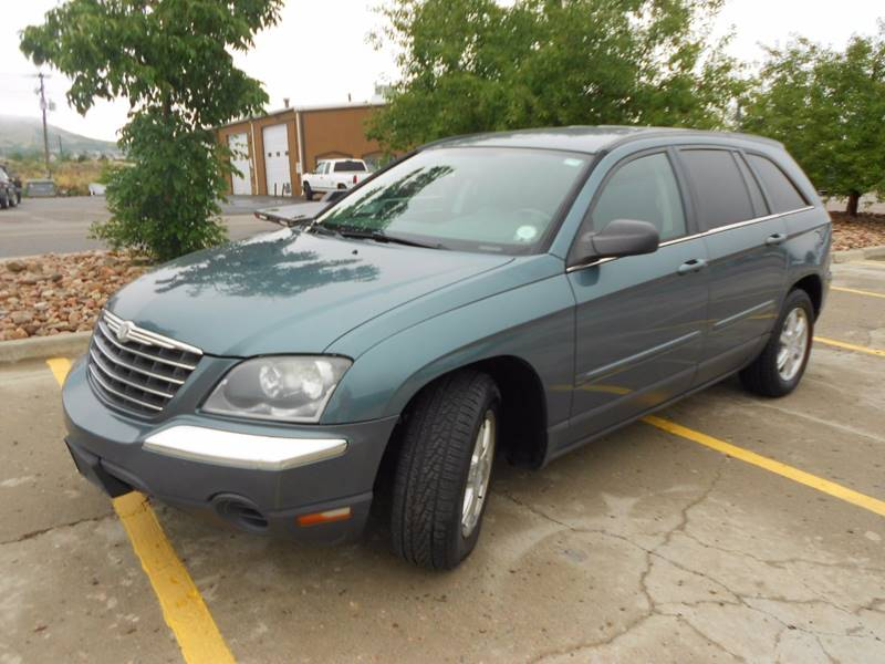 2005 Chrysler Pacifica AWD Touring 4dr Wagon - Castle Rock CO