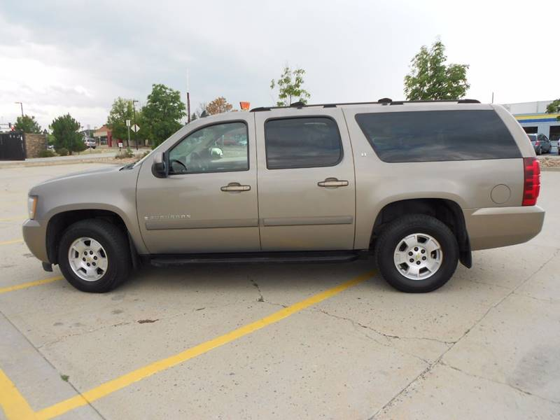 2007 Chevrolet Suburban LT 1500 4dr SUV 4WD - Castle Rock CO