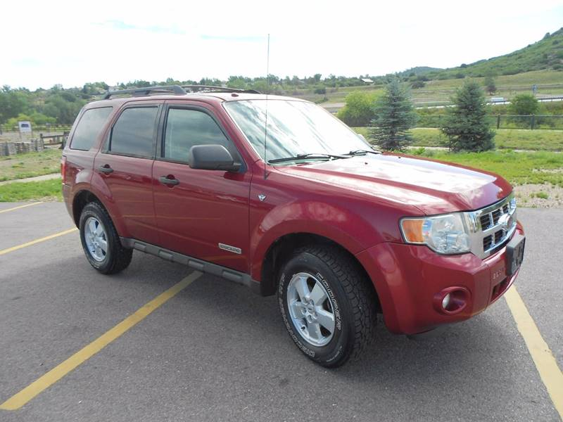 2008 Ford Escape AWD XLT 4dr SUV V6 - Castle Rock CO
