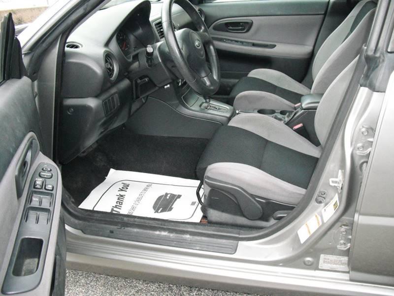 2006 Subaru Impreza AWD 2.5 i 4dr Wagon w/Automatic - Delran NJ