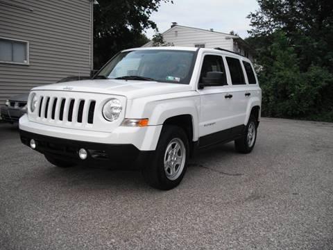 2011 Jeep Patriot for sale in Delran, NJ