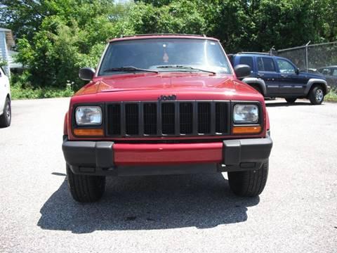 1999 Jeep Cherokee for sale in Delran, NJ