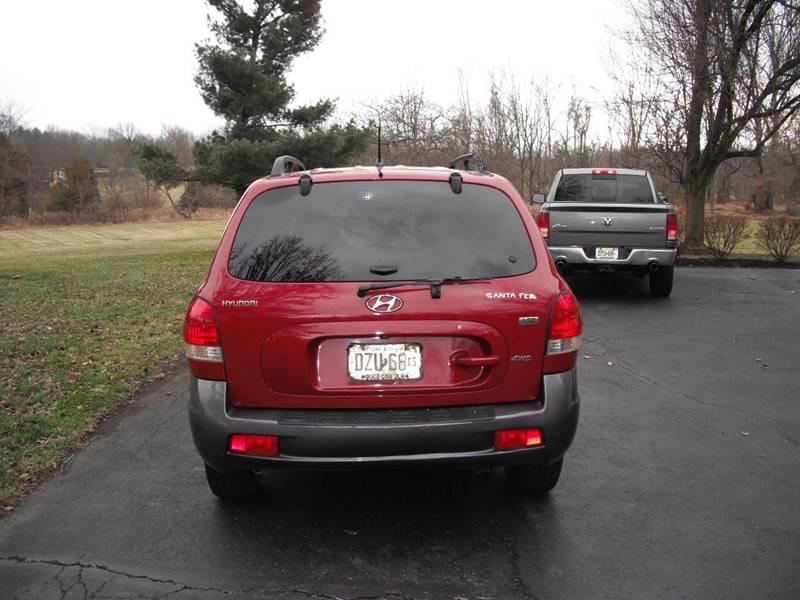 2005 Hyundai Santa Fe AWD LX 4dr SUV - Delran NJ