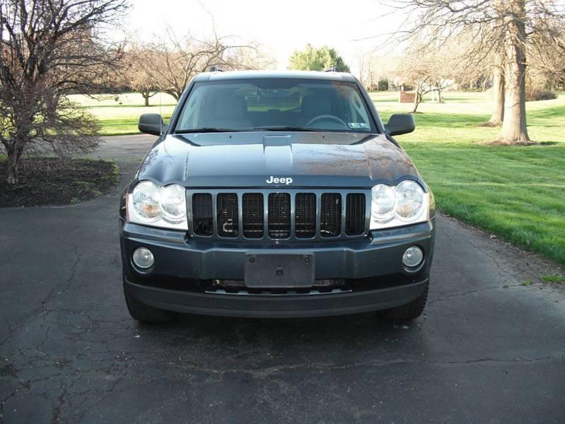2007 Jeep Grand Cherokee Laredo 4dr SUV 4WD - Delran NJ