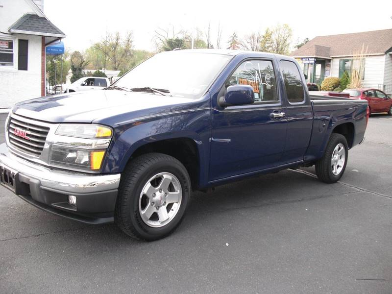 2011 GMC Canyon 4x2 SLE-1 4dr Extended Cab - Delran NJ
