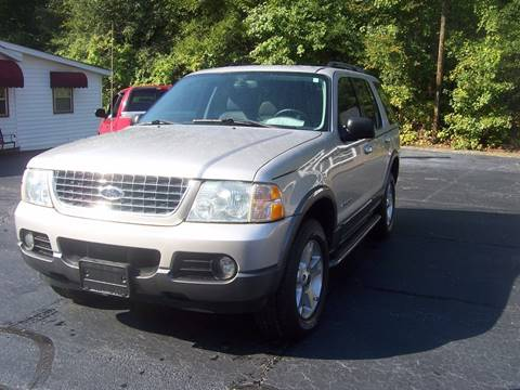 2004 Ford Explorer for sale in Greenwood, SC