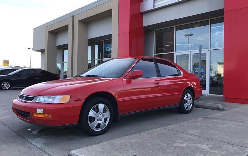 1996 Honda Accord LX 4dr Sedan   Warner Robins GA