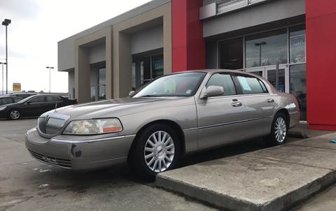 Used Lincoln Town Car For Sale In Georgia Carsforsale Com
