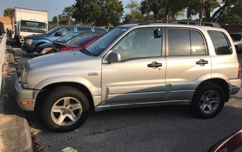 2003 Suzuki Grand Vitara for sale in Warner Robins, GA