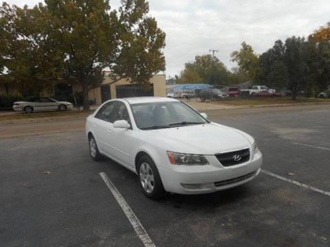 2007 Hyundai Sonata for sale in Oklahoma City, OK