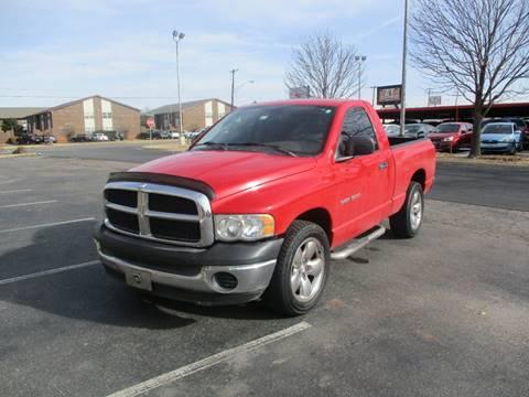 2004 Dodge Ram Pickup 1500 for sale in Oklahoma City, OK