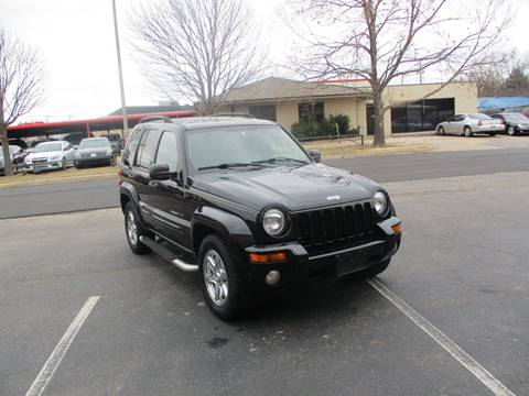 2003 Jeep Liberty for sale in Oklahoma City, OK