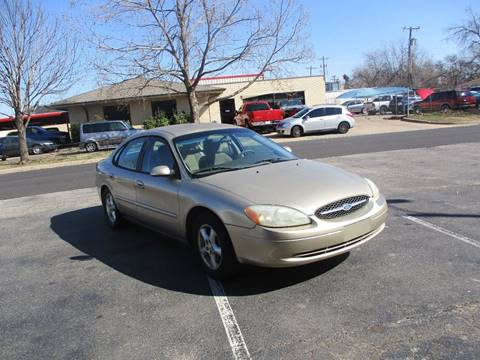 2001 Ford Taurus for sale in Oklahoma City, OK