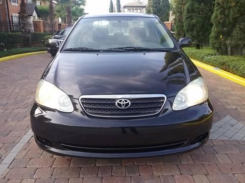2005 Toyota Corolla for sale in Orlando, FL