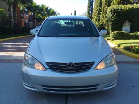 2004 Toyota Camry for sale in Orlando FL