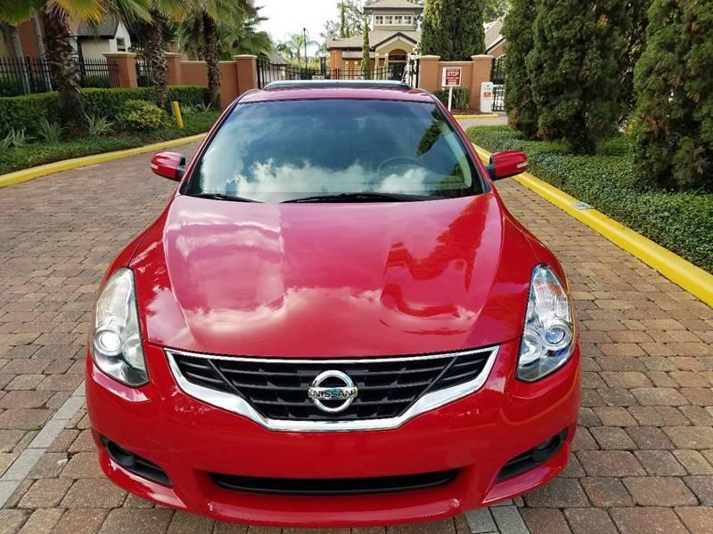 2012 Nissan Altima 25 S In Orlando Fl Aldes Auto Sales