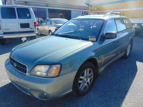 2004 Subaru Outback For Sale Carsforsale