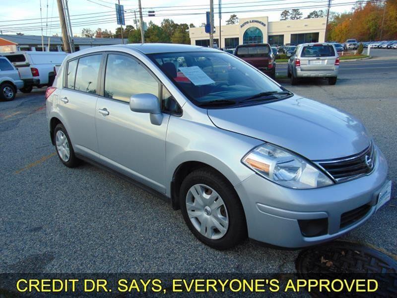 2011 Nissan Versa 1.8 S 4dr Hatchback 4A   Lakewood NJ