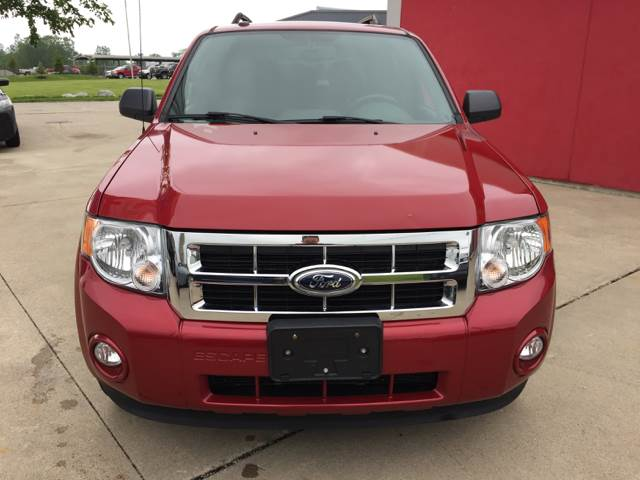 2010 Ford Escape AWD XLT 4dr SUV - Fort Wayne IN