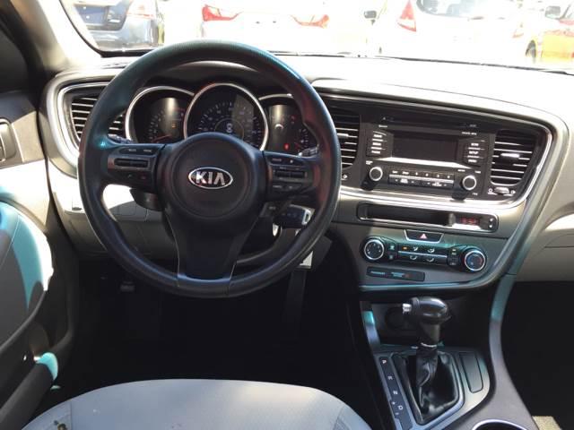 2014 Kia Optima LX 4dr Sedan - Fort Wayne IN