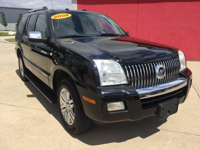 2008 Mercury Mountaineer AWD Premier 4dr SUV V8 - Fort Wayne IN