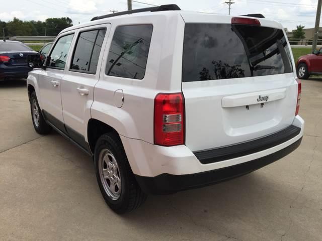 2011 Jeep Patriot Sport 4dr SUV - Fort Wayne IN